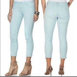 Jessica Simpson Crop jeans